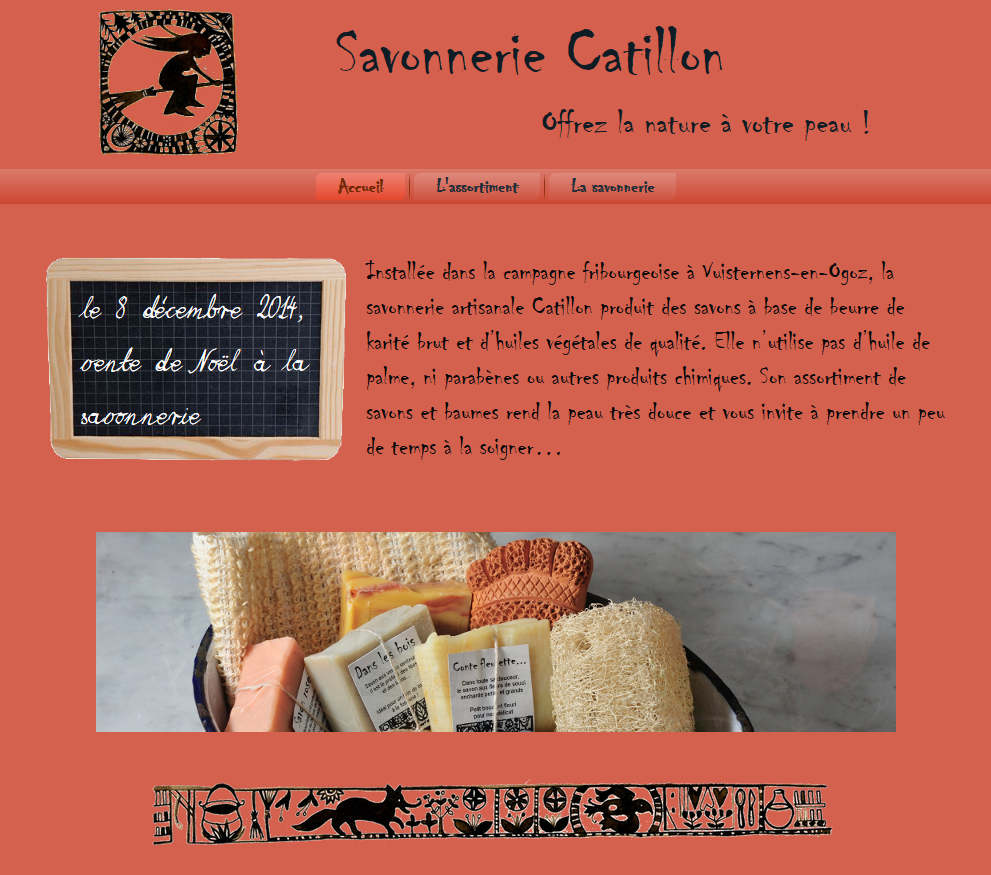 Savonnerie Catillon