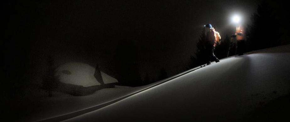 Sortie pleine lune