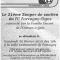 Souper de soutien - FC Farvagny-Ogoz
