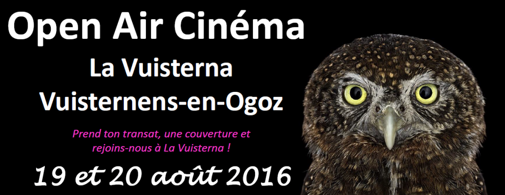 Open Air Cinéma